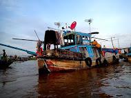 Displaying boats - danica ratte.