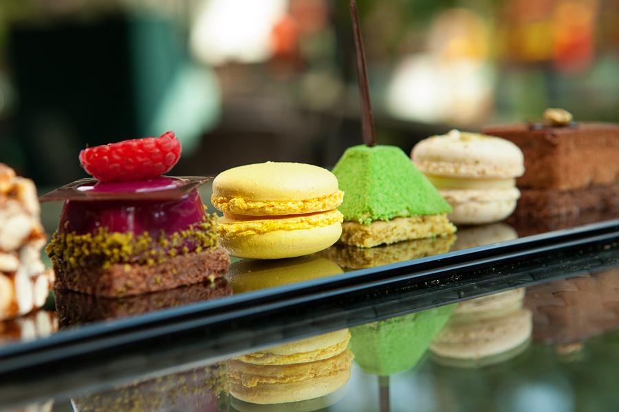 brunch desserts in dubai hotels