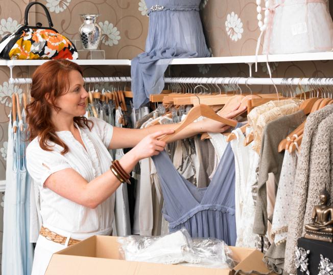 clothes shopping in dubai