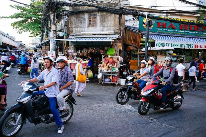 markets vietnam
