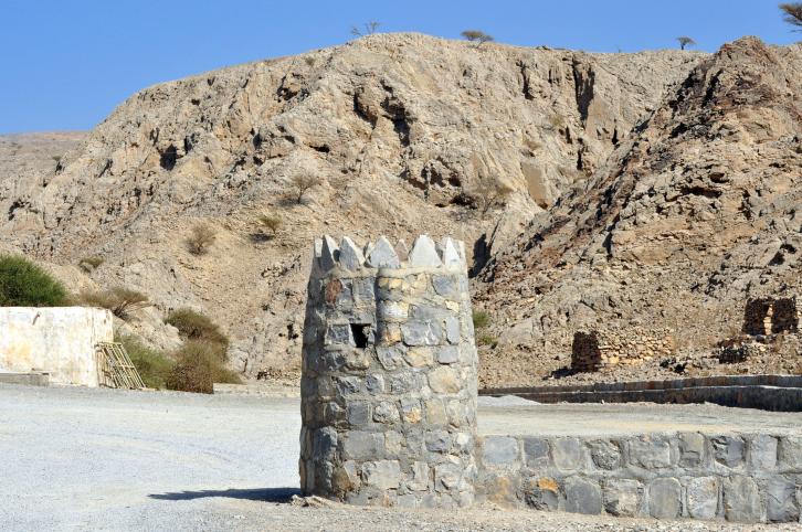 ras al khaimah fort visit for eid