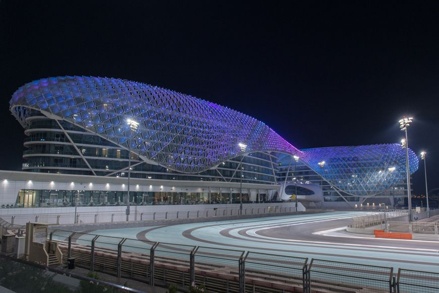 Facts about Abu Dhabi