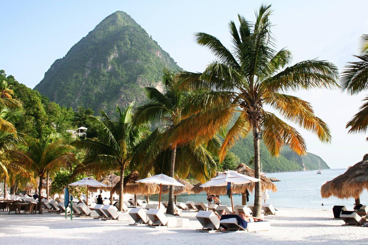 Saint Lucia - UAE Visa Free Agreement