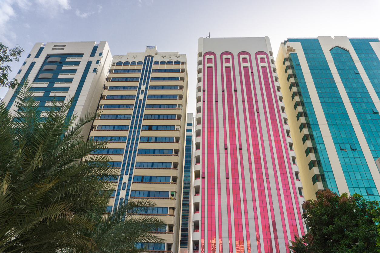 Rent apartments and housing scheme in Abu Dhabi, UAE
