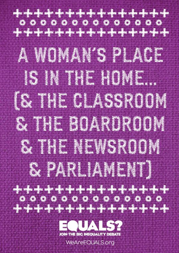 International Woman's day 2013