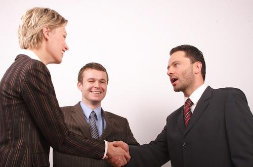 Jobs Business Etiquette