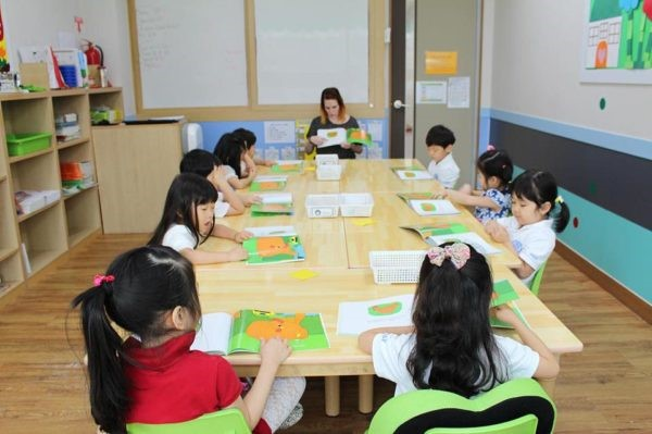 Teaching ESL in South Korea