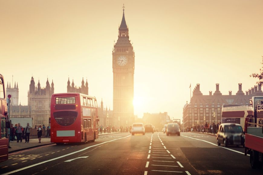 Expat Interview: From India to London