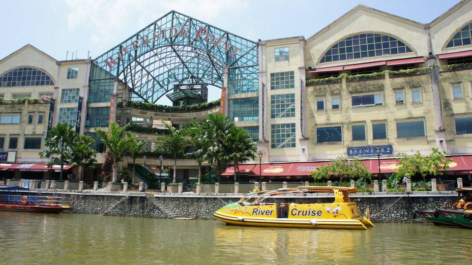 singapore river cruise