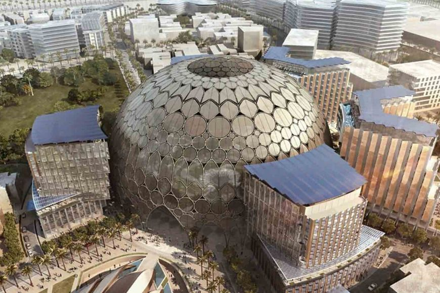 New Dates for Expo 2020 Dubai Confirmed