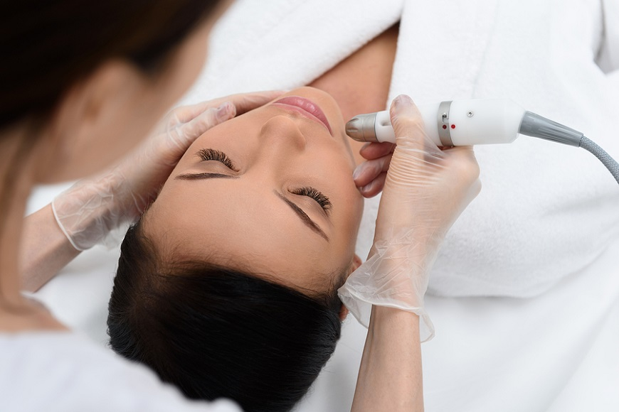 Review: Radio Frequency Combined With Laser On The Face