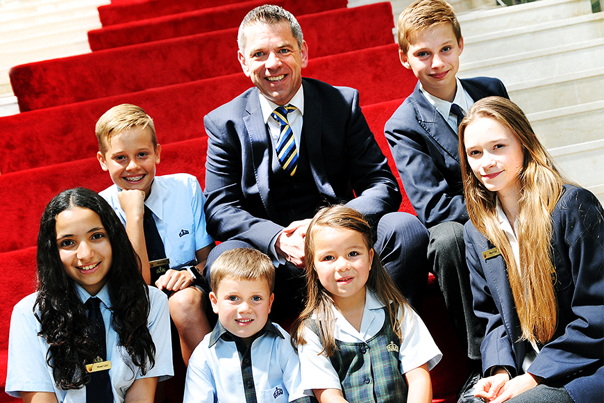 Vision and Values of Kings' Schools Dubai