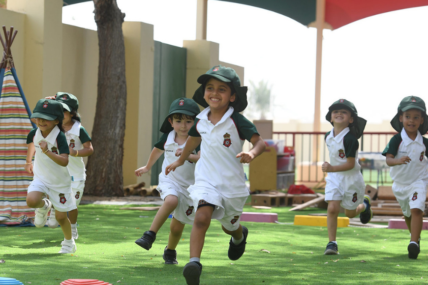 Founders' Package at the Royal Grammar School Guildford Dubai