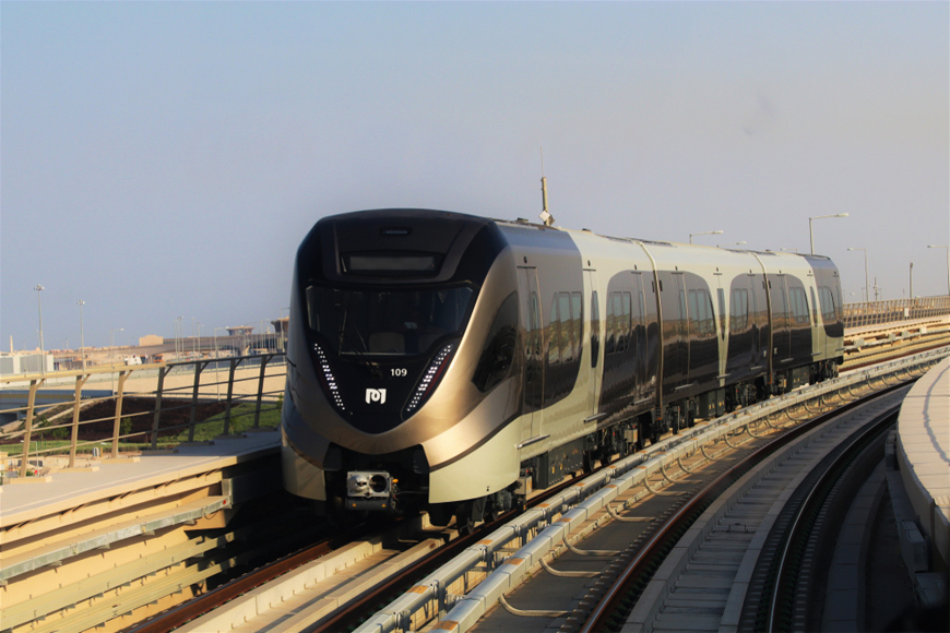 Fun Facts About the Doha Metro