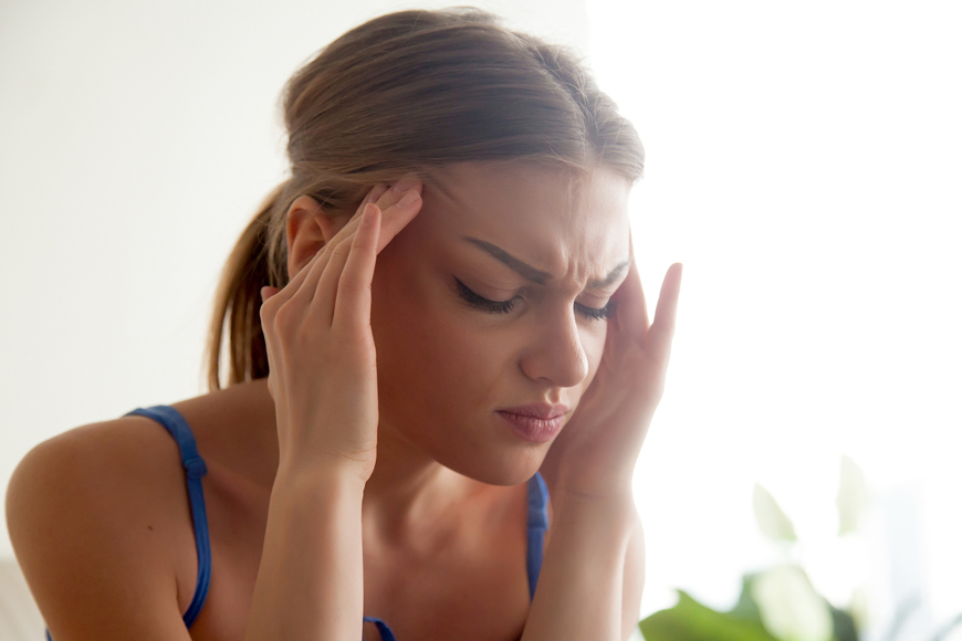 Different types of headaches and how to treat them