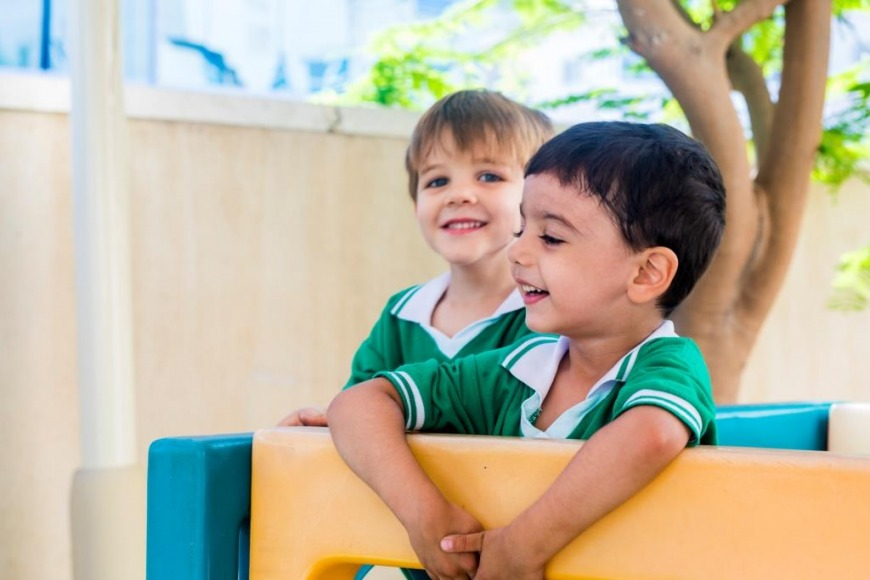 Aga Khan Early Learning Centre Summer Admission Promotion