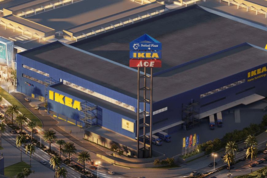 A New Ikea is Opening in Dubai