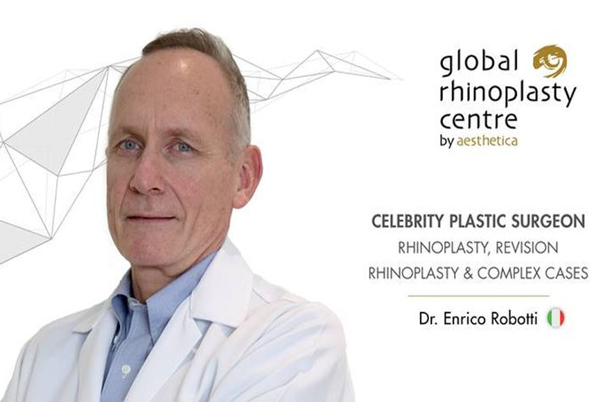 Rhinoplasty Surgeon in Dubai | Aesthetica Clinic
