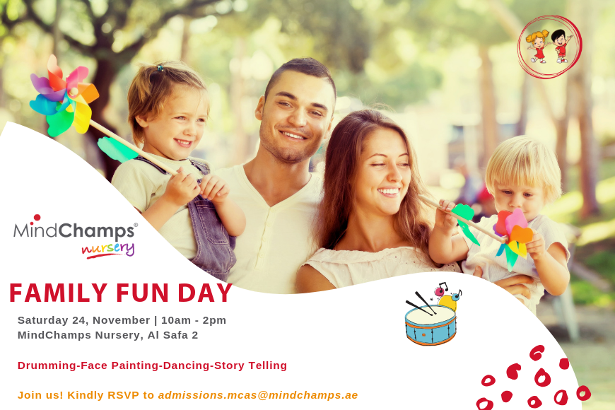 MindChamps Nursery's Family Fun Day