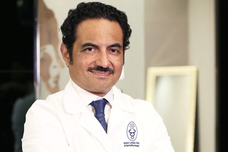 Dubai London Clinic in Dubai Welcomes Dr. Ibrahim Ashary