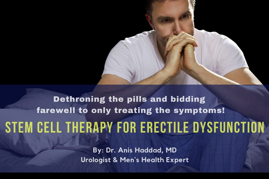 Dubai London Clinic erectile dysfunction stem cell treatment