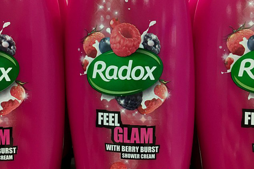 Radox Shower Gel Accused of Everyday Sexism