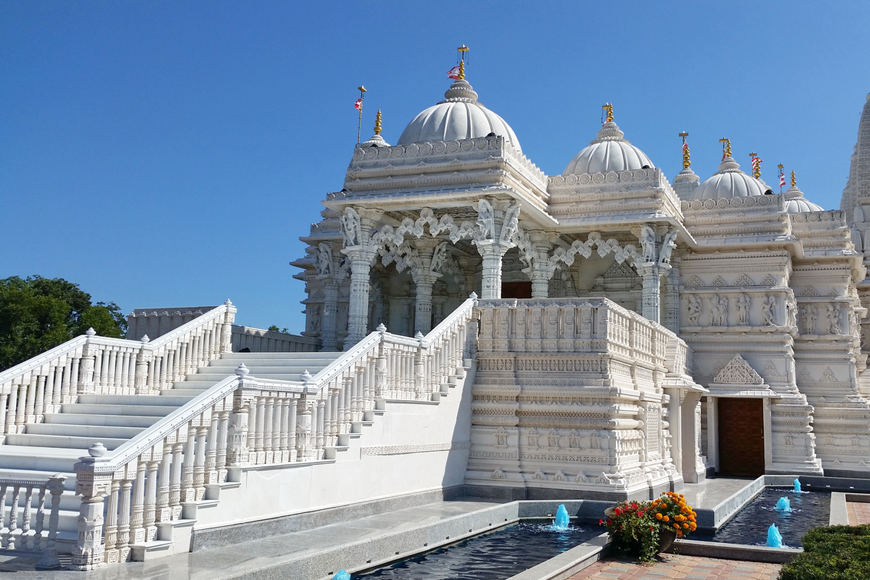 First Hindu Temple Opening in Abu Dhabi in February
