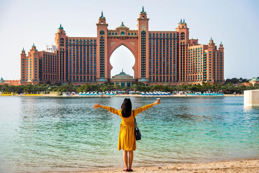 The top 10 best 5* hotels in Dubai