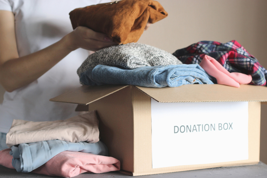 How You Can Donate Food, Clothes, Toys, and Furniture in the UAE
