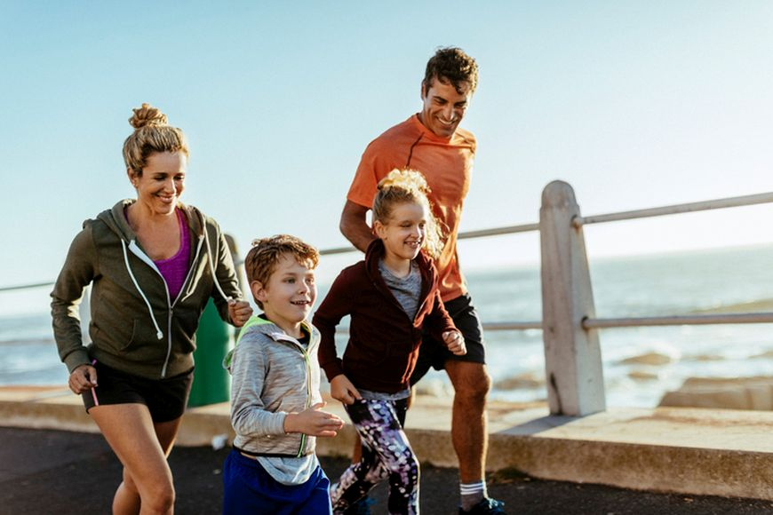 10 Ways to be a More Active Family in Dubai