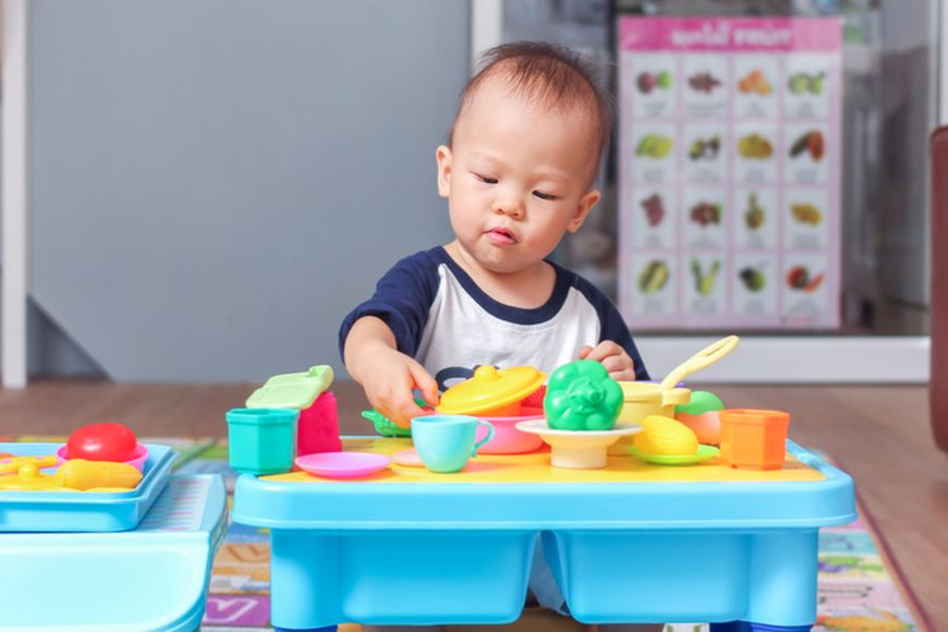 The Importance of Sensory Play in Your child's Development