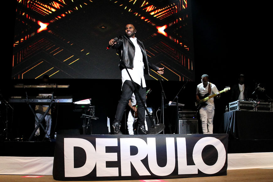 Jason Derulo Will Host the Abu Dhabi Nickelodeon Kids' Choice Awards