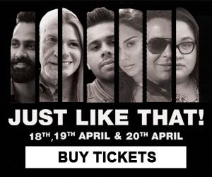 Just Like That (JLT) Comedy in Dubai