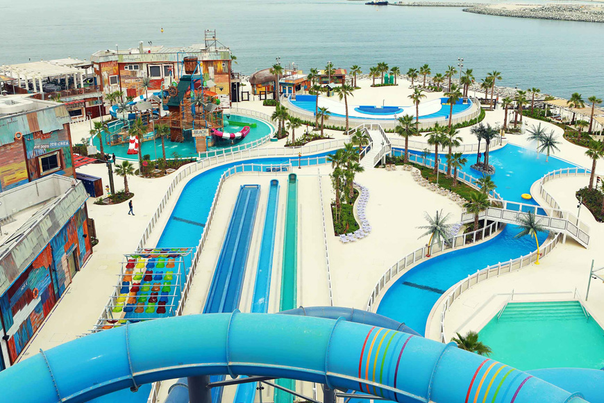 Flash sale on Laguna Waterpark admission with Cobone
