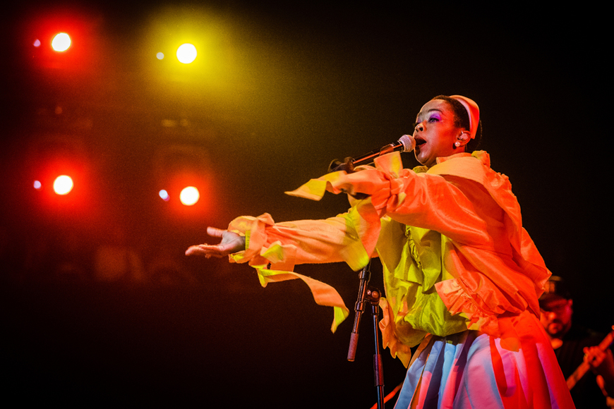 R&B Icon Ms. Lauryn Hill To Perform Her Groundbreaking Hits in Dubai
