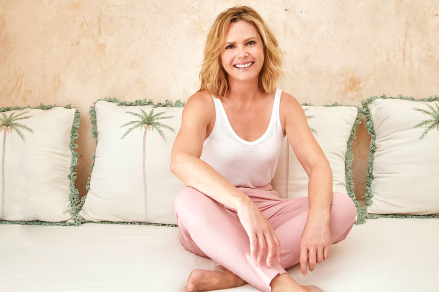 Liz Earle's Top Tips for Managing Menopause Symptoms During Summer