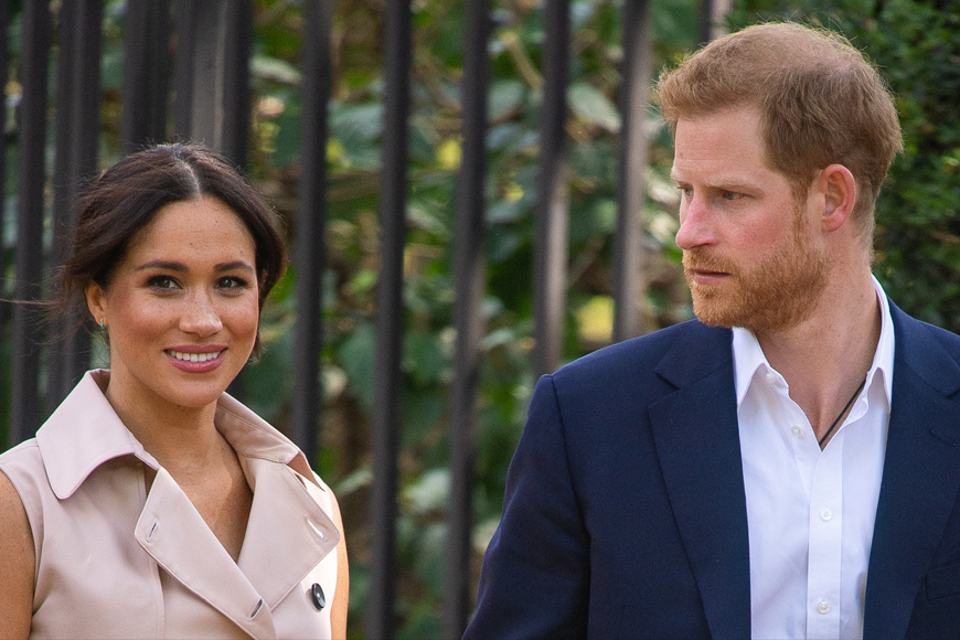 Megxit: Other Times Meghan and Harry Have Ignored Royal Tradition