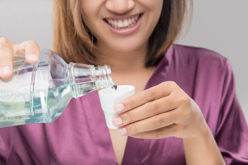 Best mouthwashes by ConfiDent Dubai Palm