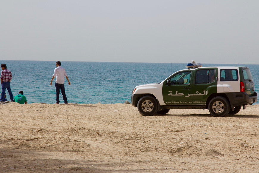Dubai Police launch policeman in your neighbourhood
