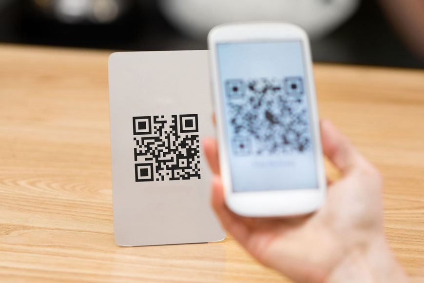 Scan Restaurant QR Codes to Get Their Food Safety Grades
