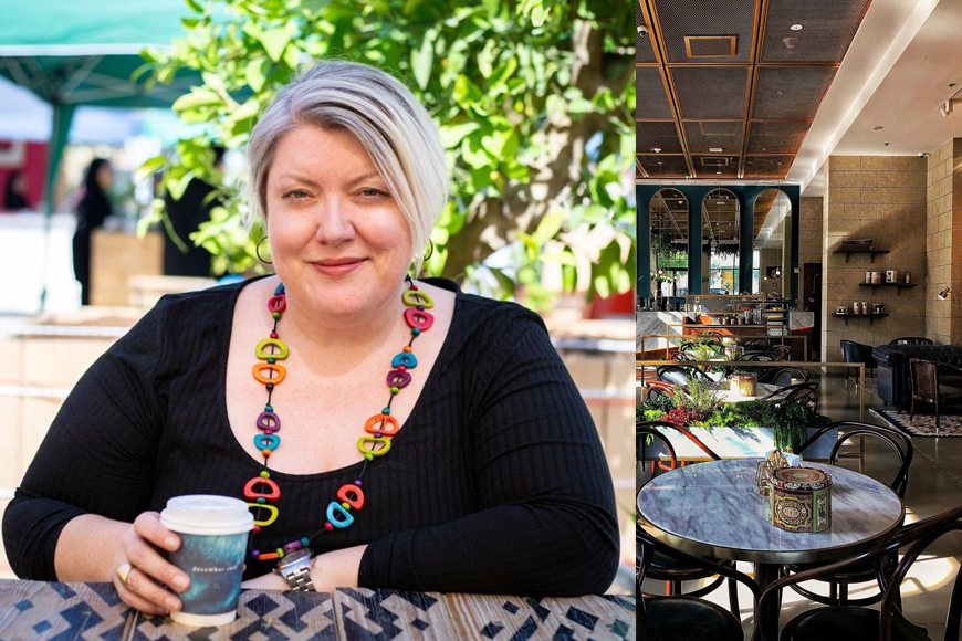 Meet Qatar's Favourite Food and Travel Blogger Rachel Ann Morris