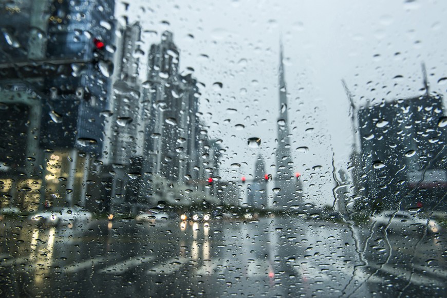 Weather in UAE October 2019