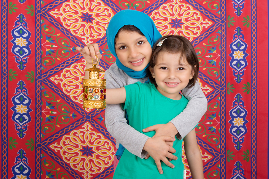 30 Ways to Get Kids Involved in Ramadan
