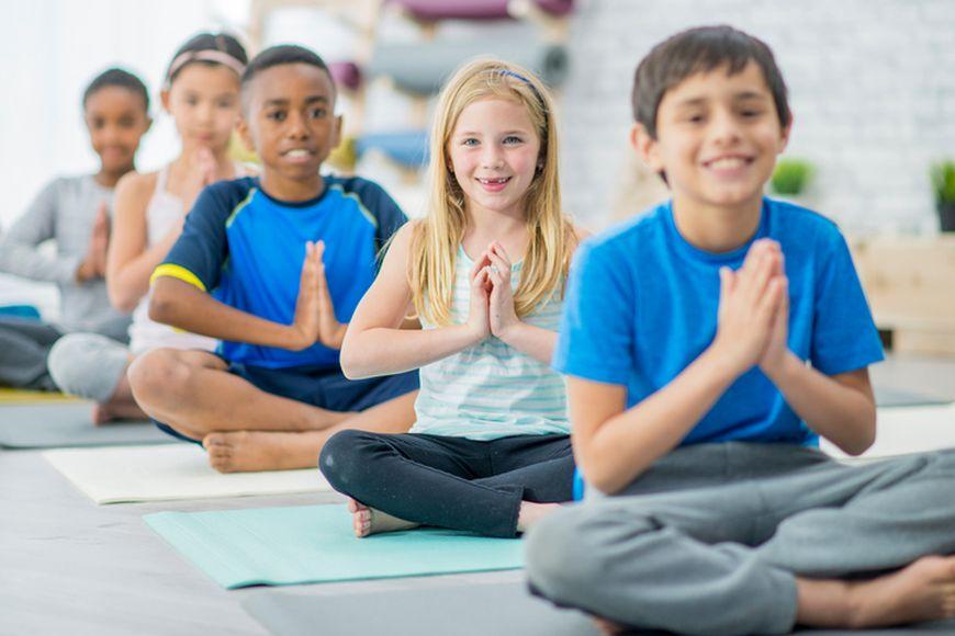 Registration Now Open For Yoga Classes Children In Dubai