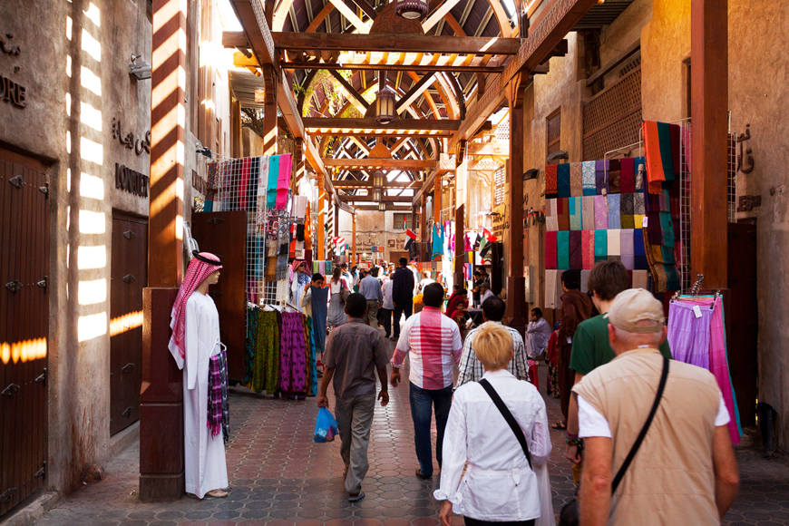 A Guide to Market and Souks in Abu Dhabi | ExpatWoman com