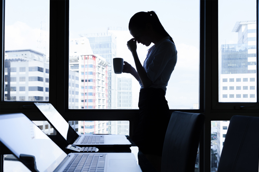 Stress at work and how to manage it