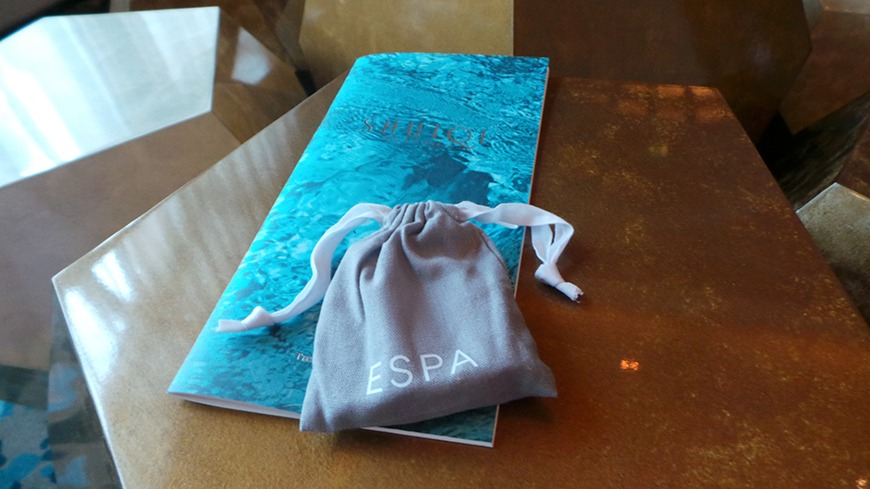 Pamper Me By ESPA at ShuiQi Spa