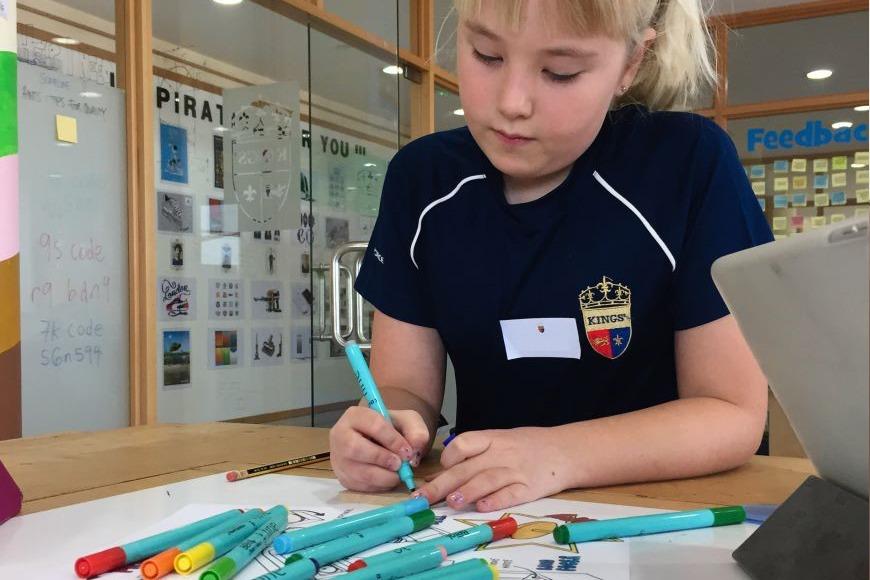 Schools in Dubai | Kings' Education Dubai