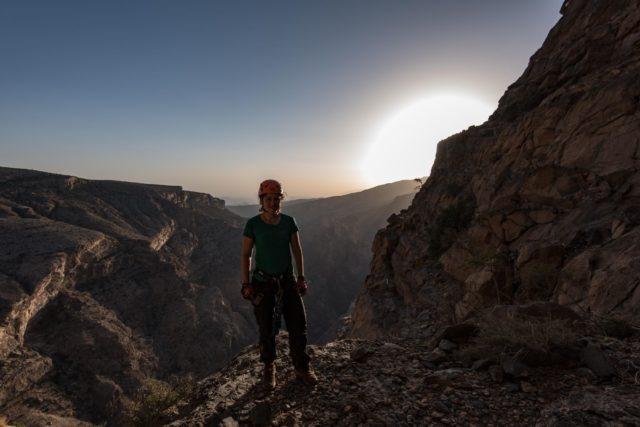 Oman mountains (PA: Sarah Marshall)