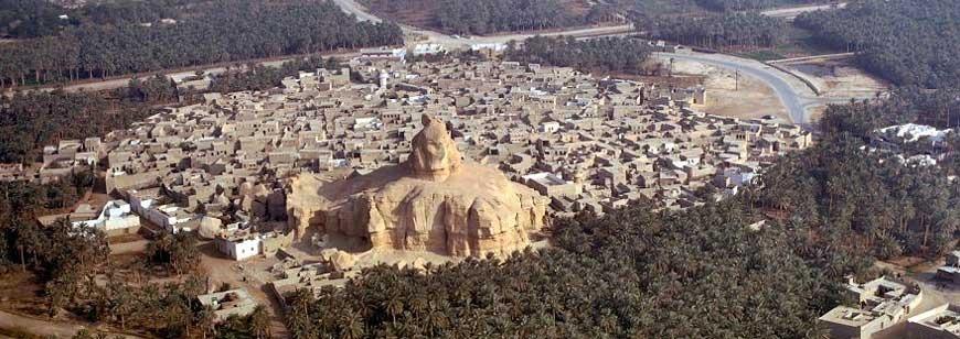 Saudi Arabia's Ahsa Oasis added to the world heritage list